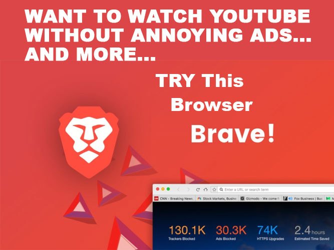 Best Browser Ever! Watch YouTube without Annoying Ads and Much More